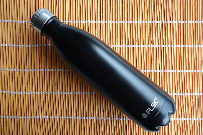 Isolierflasche Test FLSK schwarz
