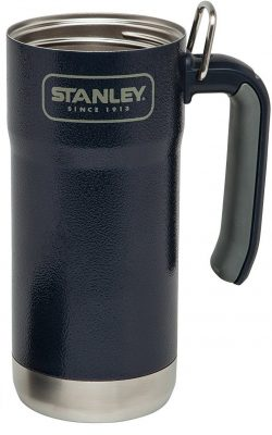Stanley Thermosbecher Test blau