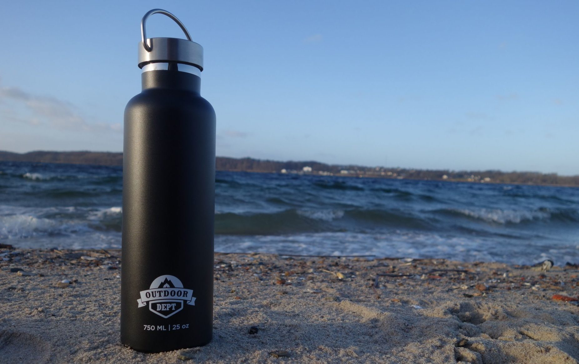 Outdoor DEPT Trinflasche Strand